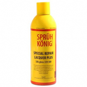 KONIG REPAIR LACQUER SILK GLOSS 400ml